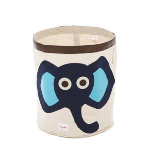 DO+NOT+SET+LIVEStorage+Bin+in+Navy+Elephant1-300x300